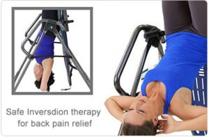best inversion table for back pain review