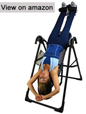 teeter hang ups ep 550 inversion table review