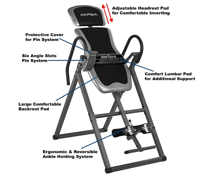 best heavy duty inversion table under 150