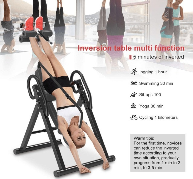 best under 150 inversion table with headrest reviews