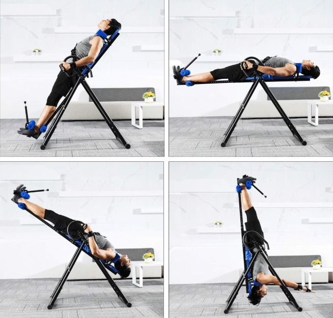 inversion table for neck and shoulder pain reviews
