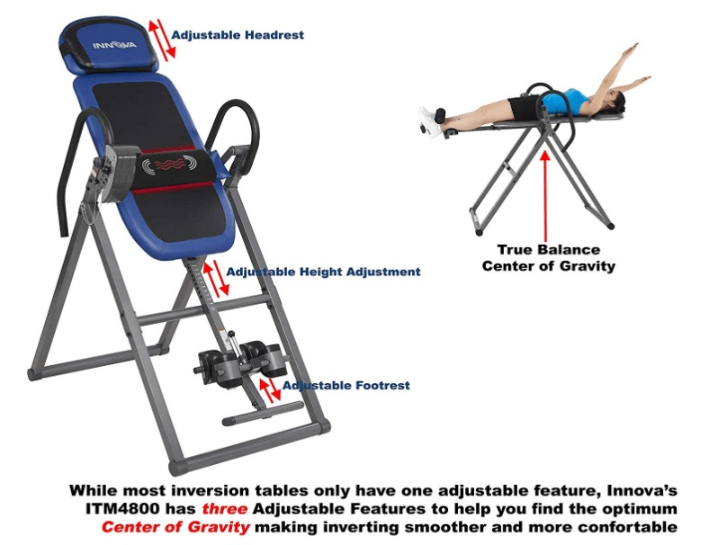 best inversion table for neck traction