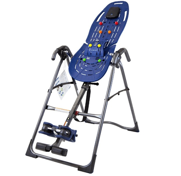 best inversion table for pinched nerve in neck