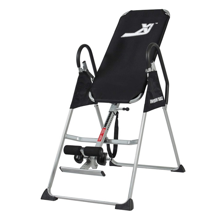 best heavy duty inversion table