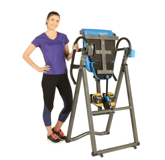 best foldable inversion table