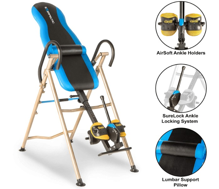best folding exercise table