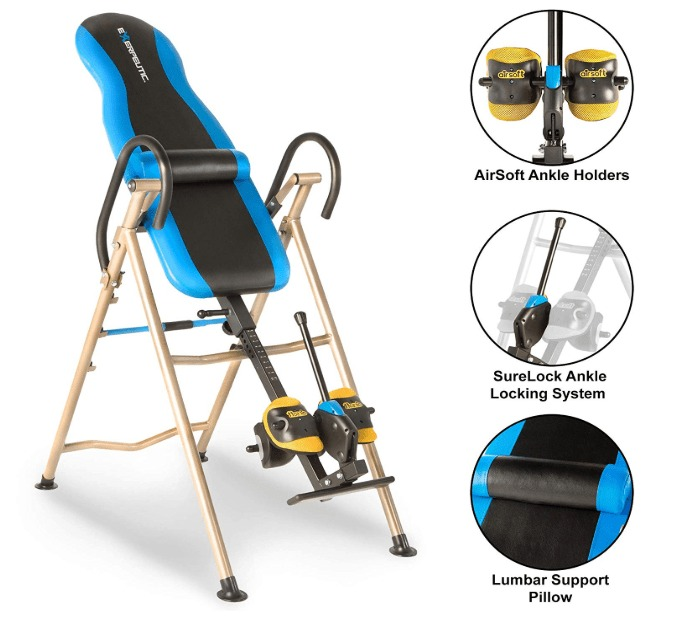 best inversion therapy table for lower back pain