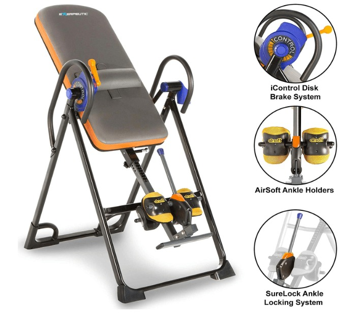 best inversion table 300 lb capacity