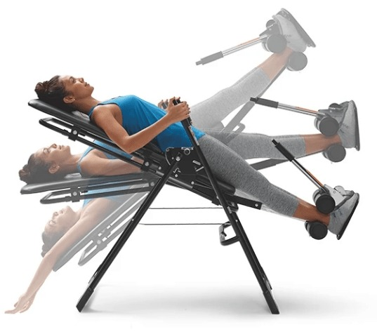 why you need an inversion table for back pain