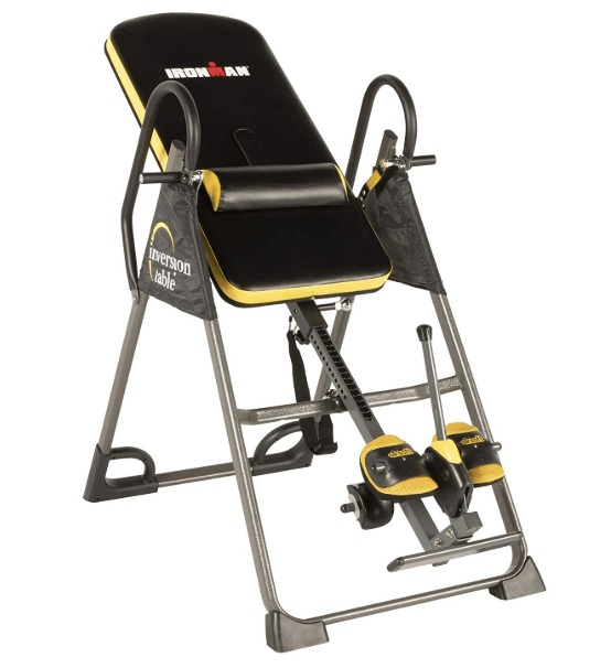 best ironman inversion table for back pain