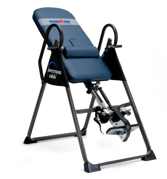 best ironman lower back pain inversion table