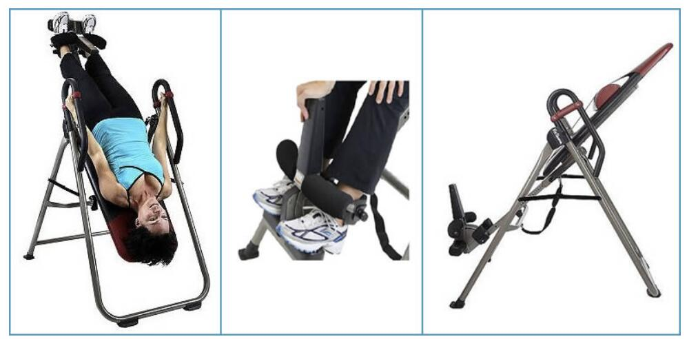 exerpeutic inversion table 5503