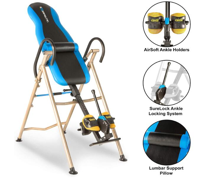 exerpeutic inversion table reviews