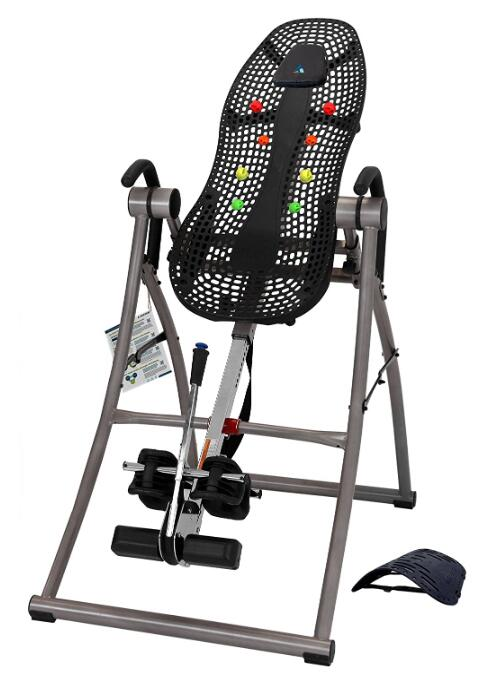 inversion chair for spinal stenosis