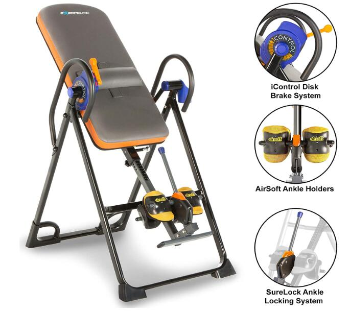 best inversion table 350 lbs capacity