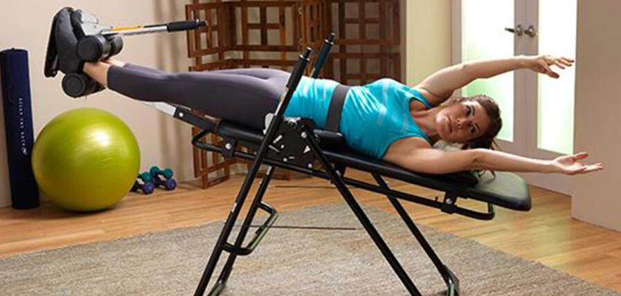 inversion table 350 lbs review