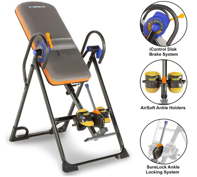 best inversion table for heavy person