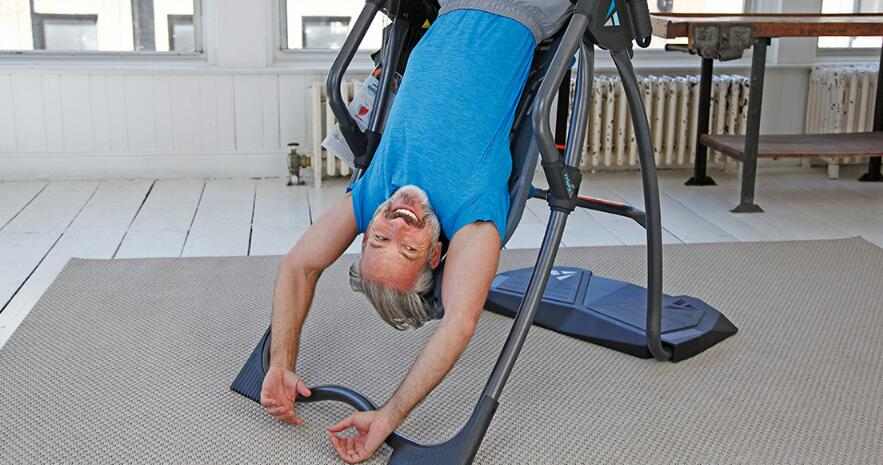 inversion table for spinal stenosis reviews