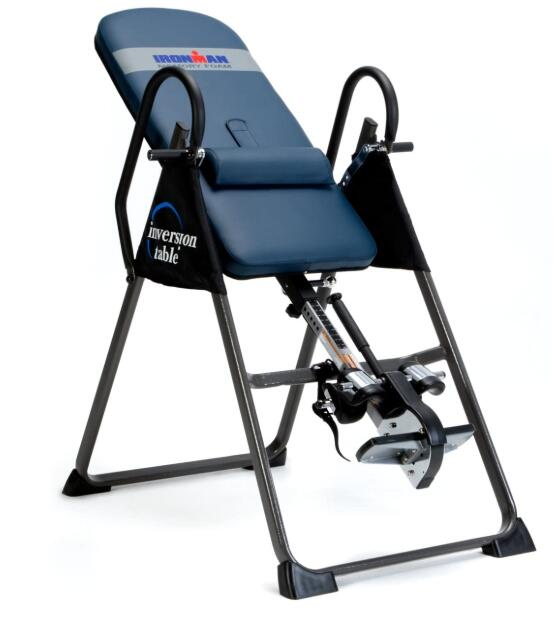 best ironman 350lbs inversion table