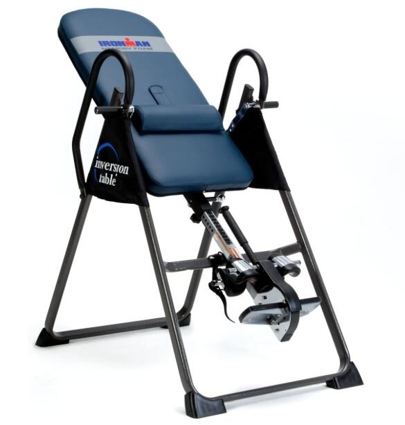 ironman inversion table for heavy person